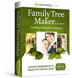 Family Tree Maker Deluxe | PC Disc