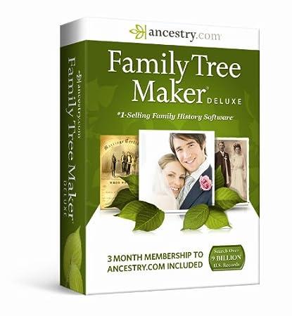 Family Tree Maker Deluxe