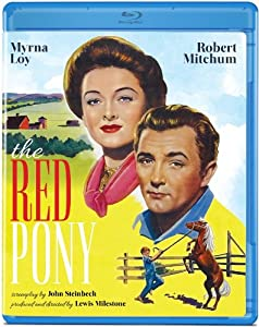 The Red Pony [Blu-ray]