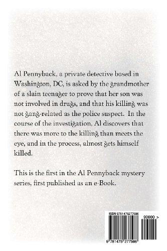 Color Me Dead: An Al Pennyback Mystery