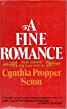 img - for A Fine Romance book / textbook / text book