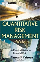 Quantitative Risk Management, + Website