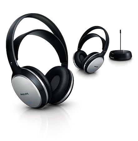 Philips SHC5112 Casques Hi-fi sans fil l UHF Analogiques
