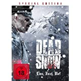 "Dead Snow - Limited Steel Star Metalpak - [Limited Uncut Edition in Sonderverpackung] [Special Edition]von ""Vegar Hoel"""