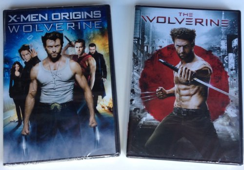 The Wolverine & X-Men Origins Wolverine