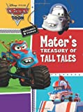 Mater's Treasure of Tall Tales (Cars Toon)