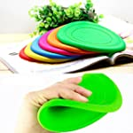 Foldable Dog Training Toy Frisbee Fly...
