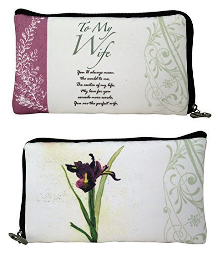 To My Wife cell phone bag or small coin purse - 1