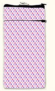 Active Elements alluring Multipurpose both side printed, waterproof Smart mobile pouch Design No-PUC-16678-M Comfortably Fit for Phone Size up to Samsung S4/S4/ S3 mini/ S4 mini/ Blackberry etc.