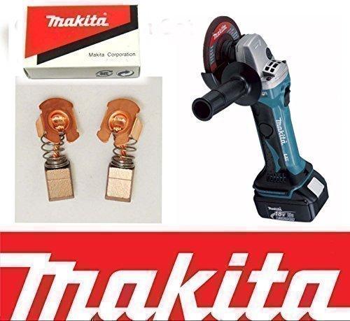 Makita - CB430 Kohlebürsten für Stichsäge Kreissäge Winkelschleifer Bohrhammer Säbelsäge Tischkreissäge Schlagschrauber etc. BHR240 BHR240Z BJV140 BJV180 BGA452 BGA452RFE M8
