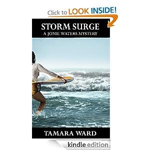 Storm Surge (A Jonie Waters Mystery) Tamara Ward