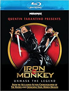 Iron Monkey [Blu-ray]