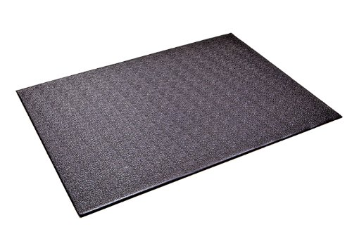 Supermats Heavy Duty P.V.C. Mat for Exercise Bikes/Steppers