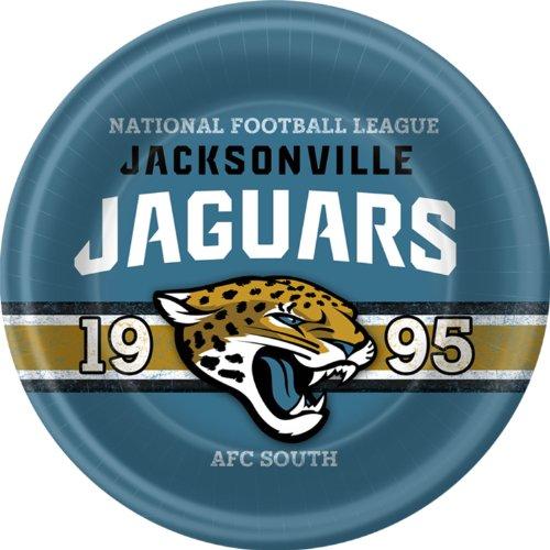 Jacksonville Jaguars Dinner Plates - 1