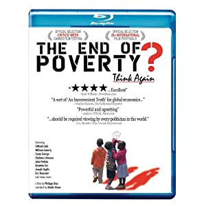 The End of Poverty Blu-ray