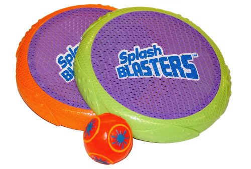Buy Big Time Toys - Big Time Toys Splash Blasters Fling N Spring Rings