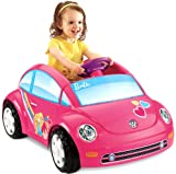 Fisher-Price Power Wheels Barbie Volkswagen New Beetle