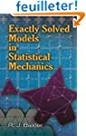 Exactly Solved Models in Statistical...