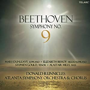 Beethoven: Symphony No. 9 ~ Runnicles