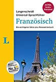 Langenscheidt Universal-Sprachführer Französisch - Buch inklusive Download: Die wichtigsten Sätze plus Reisewörterbuch