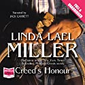 Creed's Honour Audiobook by Linda Lael Miller Narrated by Jack Garrett