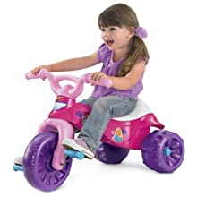Barbie Tough Trike Ride-On