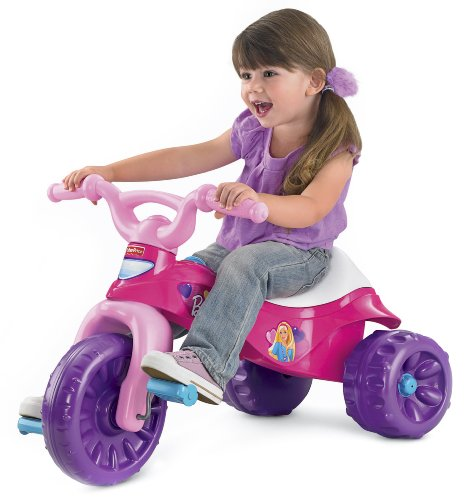 Racing Barbie