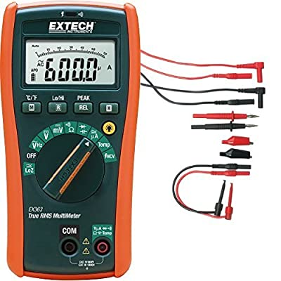 Extech TL809 Electronic Test Lead Kit