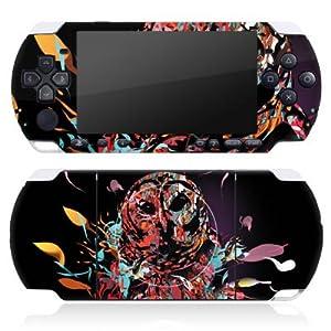 Disegno Skin vinile pelle per Bagoly PSP-3004 Slim & Lite - Sony progettazione adesivo film