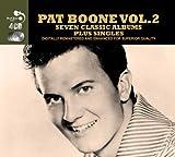 7 Classic Albums Plus Bonus Singles [Audio CD] Pat Boone Pat Boone