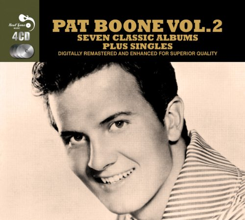 Pat Boone - 7 Classic Albums - Pat Boone Vol.2 - Zortam Music