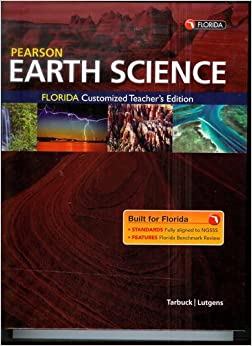 Pearson Earth Science Florida Customized, Teacher's ...