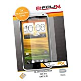 "atFoliX Displayschutzfolie f�r HTC One X, X+ (2 St�ck) - FX-Antireflex: Displayschutz Folie antireflektierend! H�chste Qualit�t - Made in Germany!von ""Displayschutz@FoliX"""