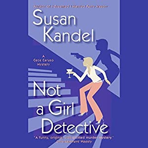 Not a Girl Detective Audiobook