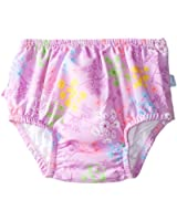 i play. Baby Girls' Mix n Match Ultimate Ruffle Snap Swim Diaper