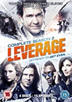 Leverage - Complete Season 2