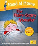 Read at Home: Level 5a: The Hairy-Scary Monster Book and CD Cynthia Rider