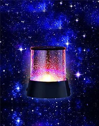 Lightahead Led Light Galaxy Star Projector Amazon Com