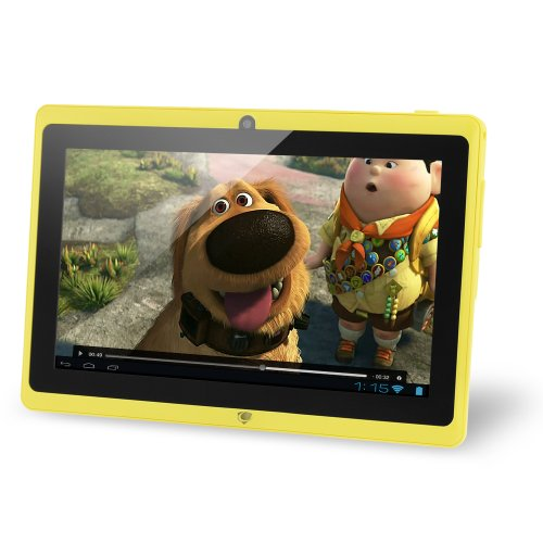 capacitive touch screen tablet android jellybean 4 1 1 2ghz 512mb