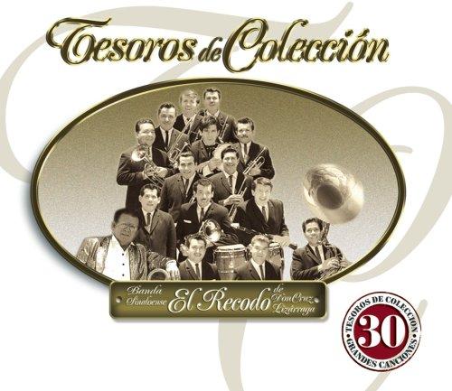 banda el recodo - Tesoros De Coleccion (2cd) - Zortam Music