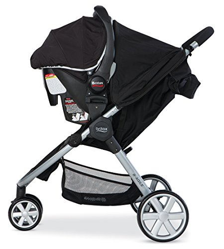 Britax 2014 B-Agile and B-Safe Travel System, Black - Reviews ...