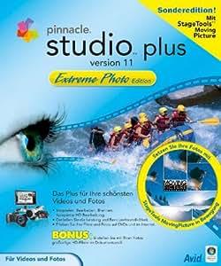 Pinnacle Studio Plus 11 Extreme Photo Edition