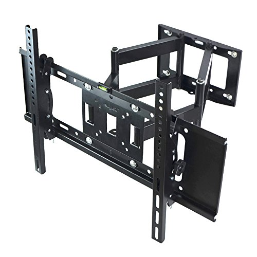 """Sunydeal 21"""" Extension Mounts Plasma Lcd Flat Screen Tv Articulating Wall Mount Bracket For 30"""" - 62"""" Displays Up To 90 Lbs"""