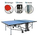 Sponeta S 5-73e Schul-Set -Tischtennisplatte S 5-73e