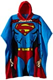 AME Superman Hooded Poncho