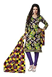 Fashiondiya Jonam Printed Unstitched Cotton Dress Material
