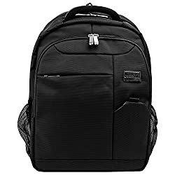 VanGoddy Germini Premium Backpack Carrying Case Bag for Dell 13.3 to 15.6