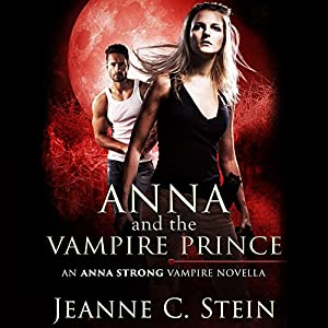 Anna and the Vampire Prince Audiobook