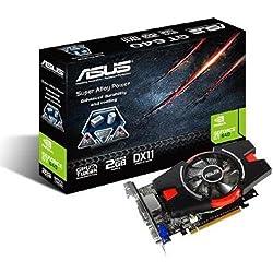 Asus Nvidia GeForce GT 640 Graphics Card (2GB DDR3, PCI Express 3.0, VGA, 2x DVI-D, HDMI, Nvidia 3D Vision Ready)
