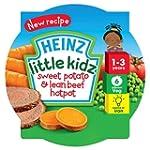 Heinz Little Kidz Sweet Potato and Le...